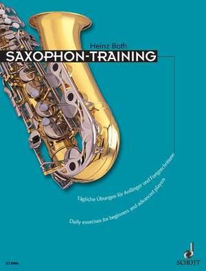 Both, H: Saxophon-Training