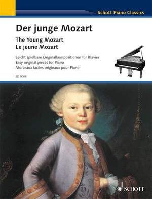 Mozart, W A: The Young Mozart
