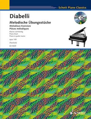 Diabelli, A: Melodious Exercises op. 149