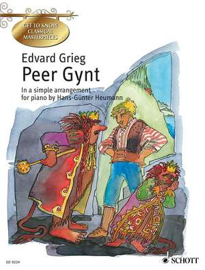 Grieg, E: Peer Gynt op. 46 and 55