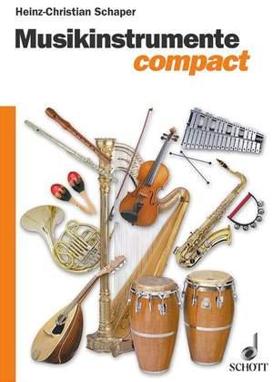 Schaper, H: Musikinstrumente compact