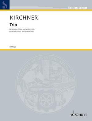 Kirchner, V D: Trio