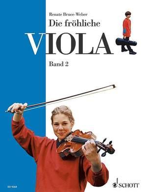Bruce-Weber, R: Die fröhliche Viola Band 2 Product Image