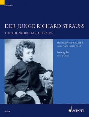 Strauss, R: The Young Richard Strauss Band 1