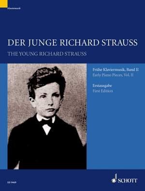 Strauss, R: The Young Richard Strauss Band 2