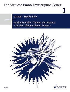 Johann Strauss II: Arabesques