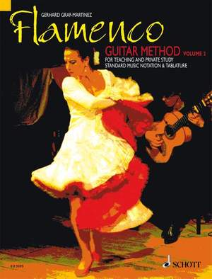 Graf-Martinez, G: Flamenco Guitar Method Vol. 2