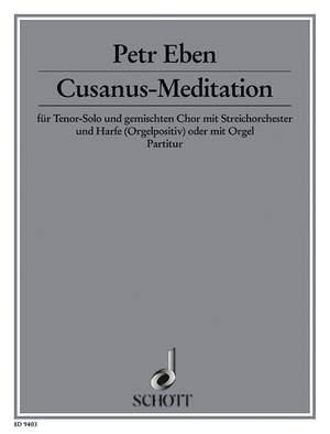 Eben, P: Cusanus-Meditation