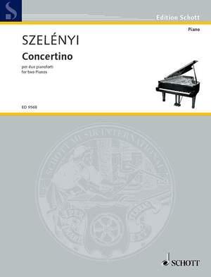 Szelényi, I: Concertino