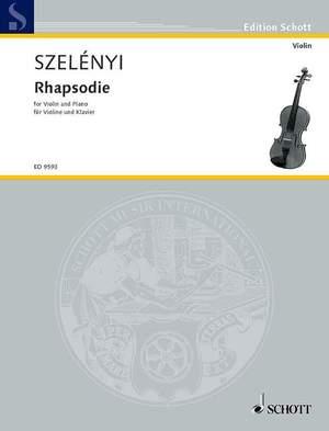 Szelényi, I: Rhapsody