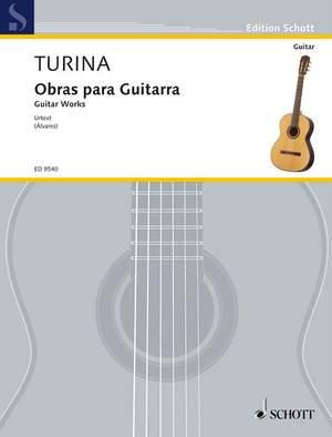 Turina, J: Obras para Guitarra