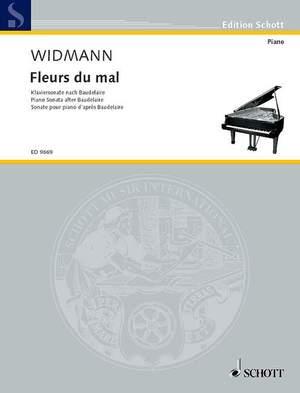 Widmann, J: Fleurs du mal