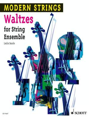 Searle, L: Waltzes for String Ensemble