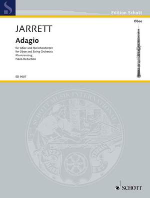 Jarrett, K: Adagio