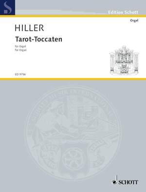 Hiller, W: Tarot Toccatas