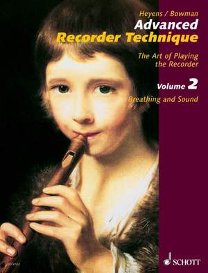Heyens, G: Advanced Recorder Technique Vol. 2
