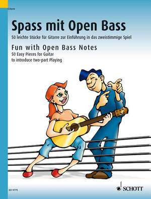 Kreidler, D: Fun with Open Bass Notes