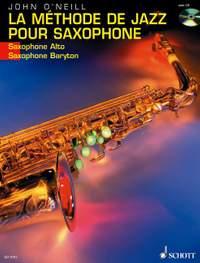 O'Neill, J: La Méthode de Jazz pour Saxophone