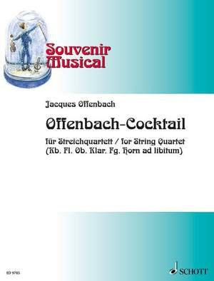 Offenbach, J: Offenbach-Cocktail