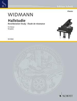 Widmann, J: Reverberation Study