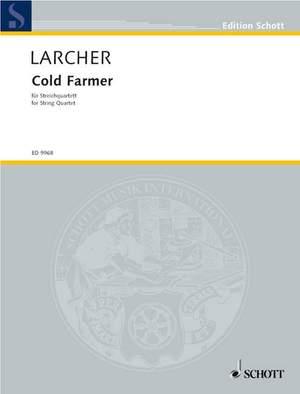 Larcher, T: Cold Farmer Product Image