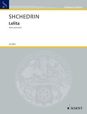 Shchedrin, R: Lolita