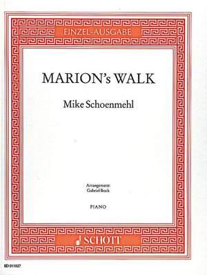 Schoenmehl, M: Marion's Walk