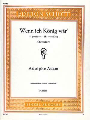 Adam, A: If I were King