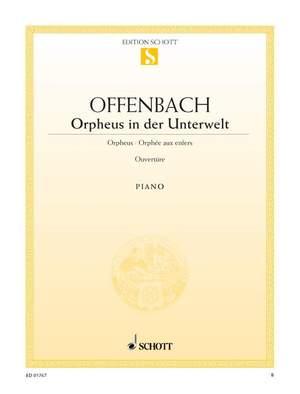 Offenbach, J: Orpheus in the Underworld