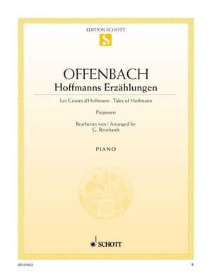 Offenbach, J: Tales of Hoffmann