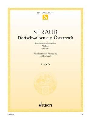 Strauß, J: Dorfschwalben aus Österreich op. 164 Product Image