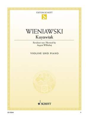 Wieniawski, H: Kuyawiak