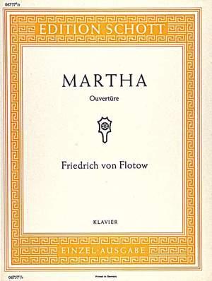 Flotow, F v: Martha