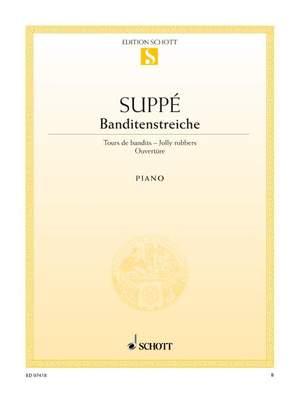 Suppé, F v: Banditenstreiche Product Image