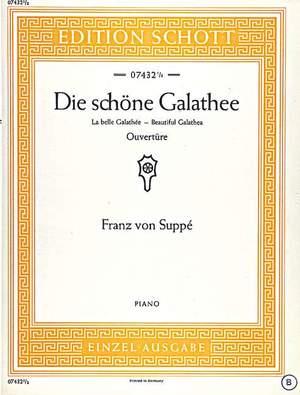 Suppé, F v: Die schöne Galathee Product Image