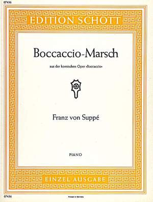Suppé, F v: Boccaccio-March
