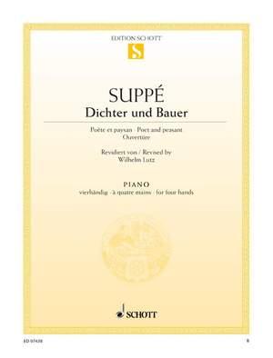 Suppé, F v: Dichter und Bauer Product Image