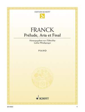 Franck, C: Prelude, Aria and Finale