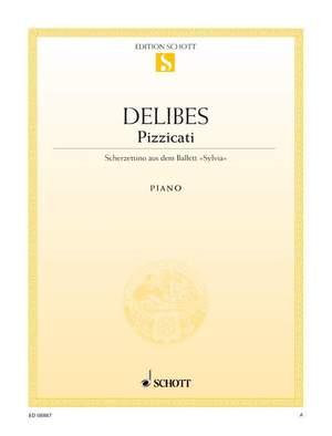 Delibes, L: Pizzicati