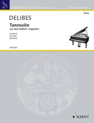 Delibes, L: Dance Suite