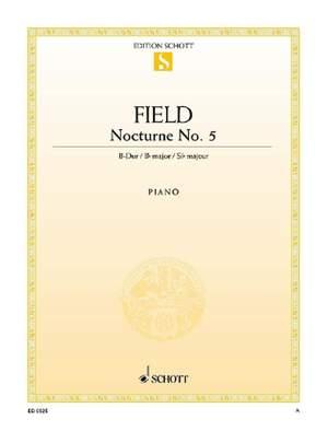Field, J: Nocturne No. 5