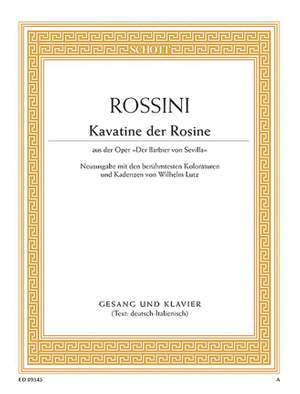 Rossini: Der Barbier von Sevilla