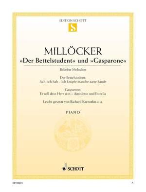 Milloecker, C: Famous Melodies