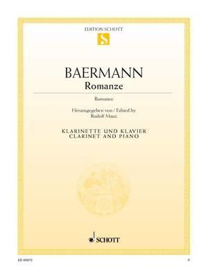 Baermann, C: Romance