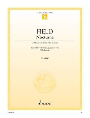 Field, J: Nocturne No. 13