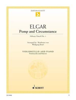 Elgar, E: Pomp and Circumstance op. 39/1