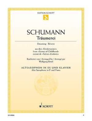 Schumann, R: Traümerei op. 15/7