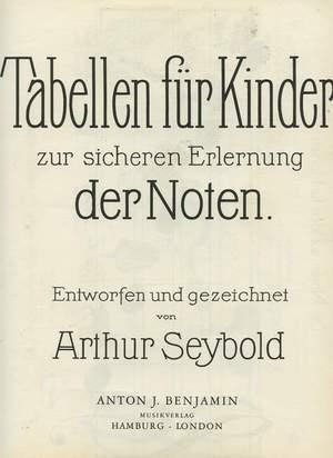 Seybold, A: Tabellen für Kinder