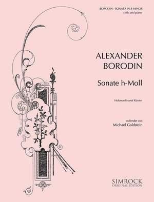 Borodin, A: Sonata in B Minor Product Image