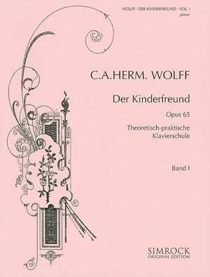 Wolff, C A H: Der Kinderfreund op. 65 Band 1